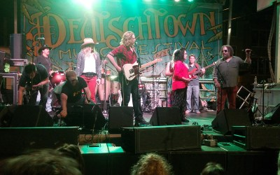 Rusted Root Reunites at the Deutschtown Music Festival