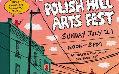 The 12th Annual POLISH HILL ARTS FEST