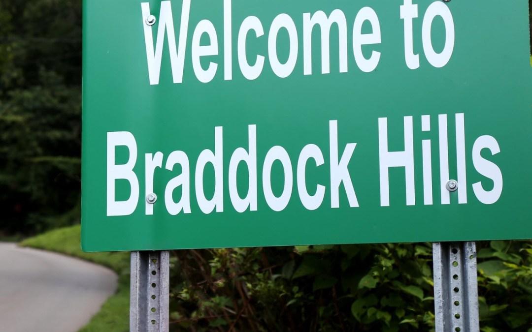 History of Braddock Hills