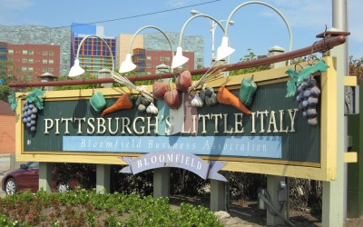 All About Bloomfield's Little Italy Days