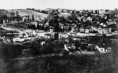 Pittsburgh Suburbs: History of Castle Shannon