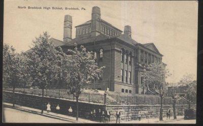 Pittsburgh Suburbs: History of North Braddock