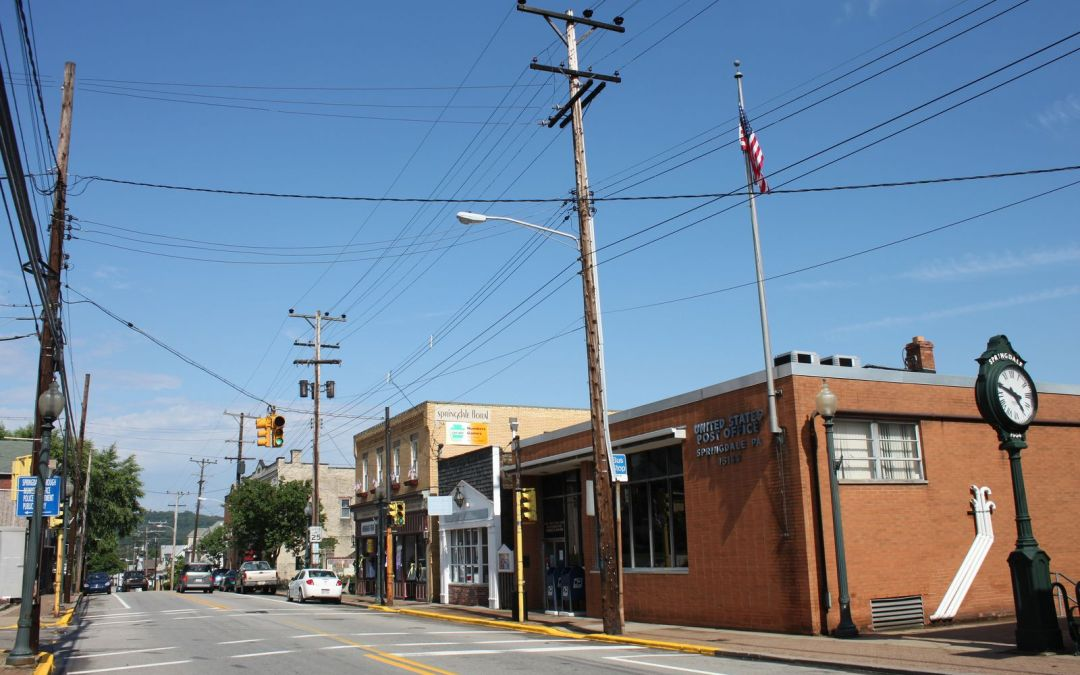 Pittsburgh Suburbs: Springdale
