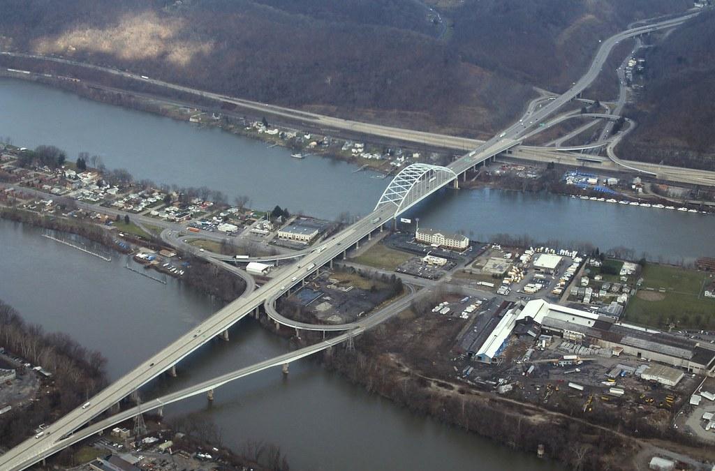 Pittsburgh Suburbs: Neville Island