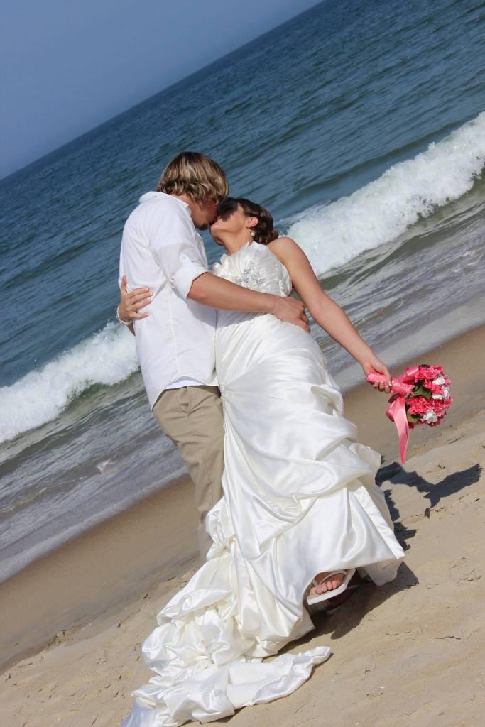 Dj Craig Evans Wedding picture