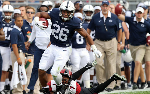 Penn State up to No. 7 in most recent CFP Poll