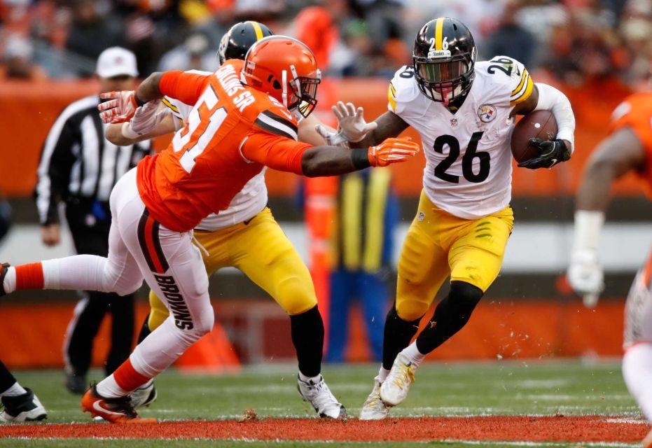 Three up, three down: Steelers vs. Browns