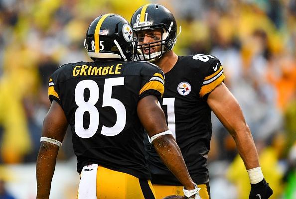 Three up, three down: Steelers vs. Colts