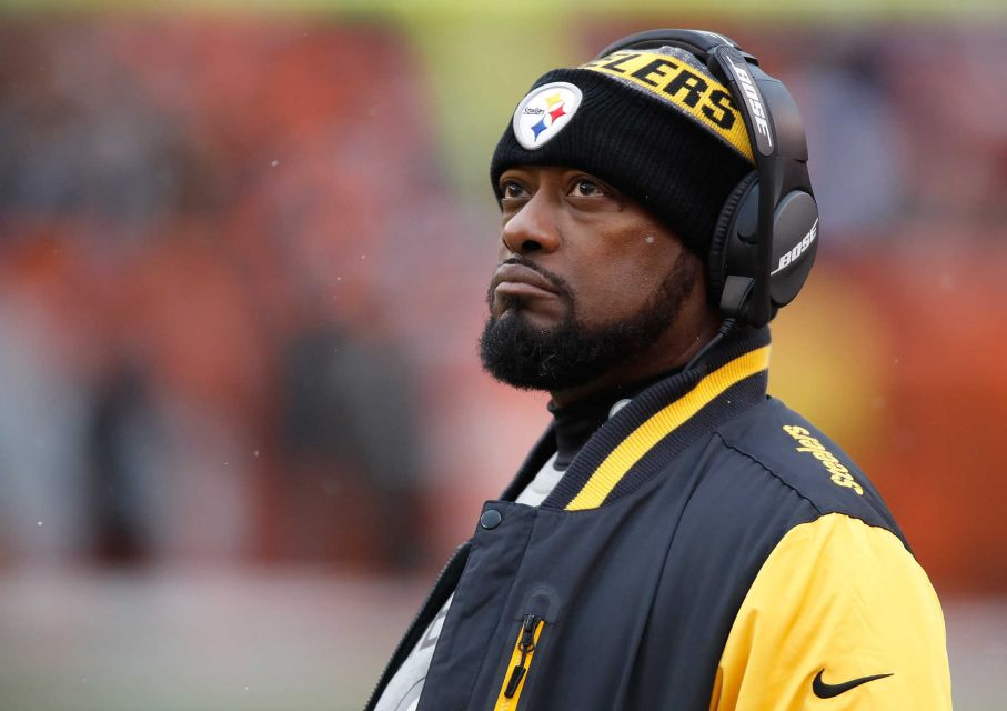 """Tomlin doubles down on """"questionable"""" officiating in Monday's presser"""