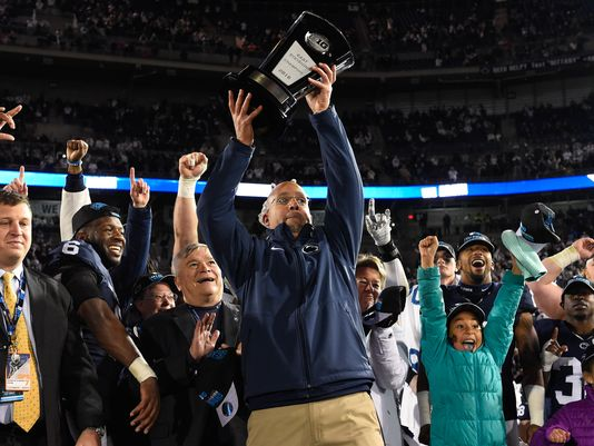 Cheers and Jeers: Penn State overcomes 21-point deficit to win Big Ten title