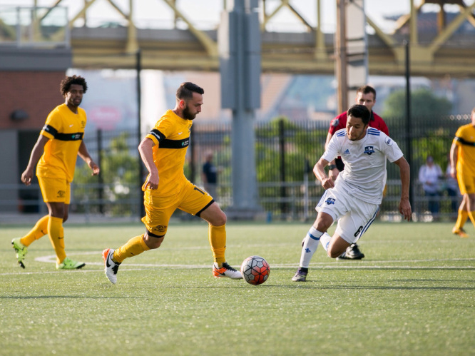 Riverhounds bring back four players
