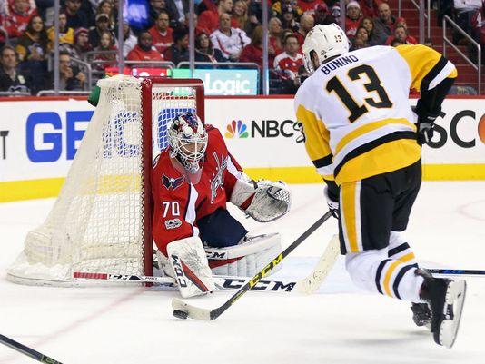 Ovechkin, Capitals break Penguins' five-game win streak
