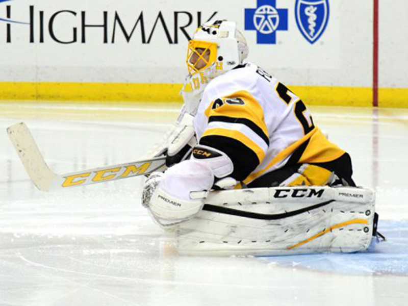Penguins stifle Blues, Fleury dominates in team's third-straight win