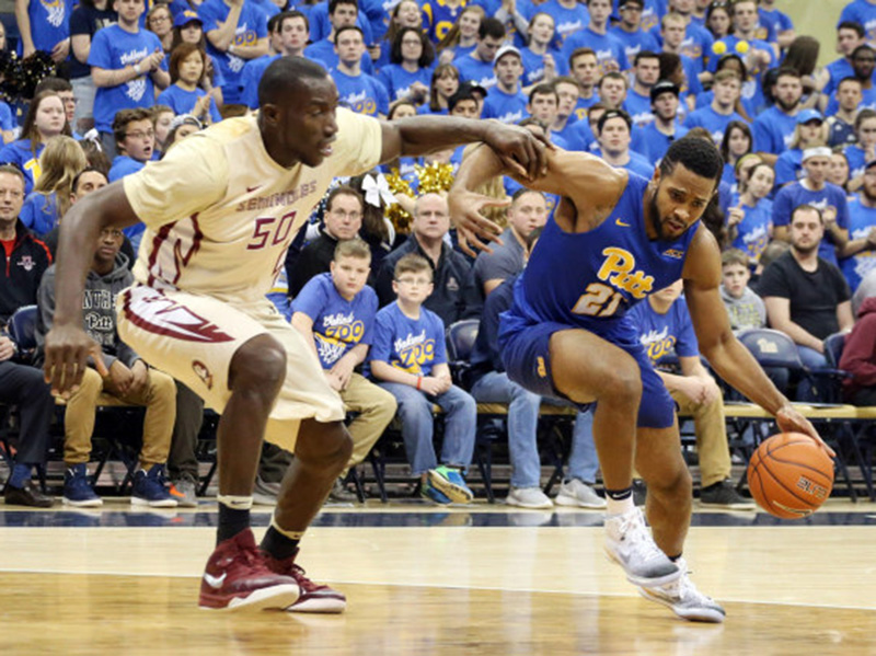 Pitt pulls off major upset of No. 17 Florida State, 80-66