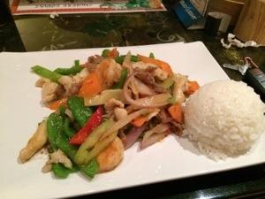 Mixed Basil - Lins Asian Fusion