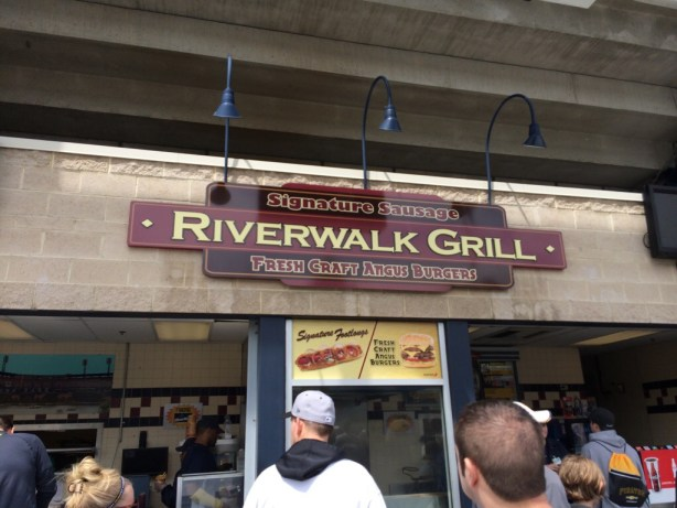 Riverwalk Grill at PNC Park