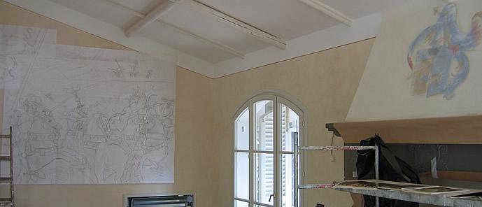 Tinteggiatura pareti Firenze Tinteggiatura pareti interne