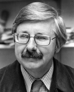 Ronald Macauley, professor of linguistics, 1965-2001