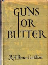 Book cover - Guns or Butter