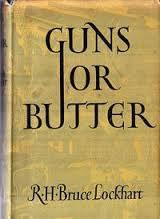 Book cover - Guns or Butter