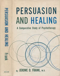 Book cover - Persuasion and Healing