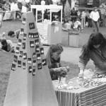 1985 - Vendors at Kohoutek