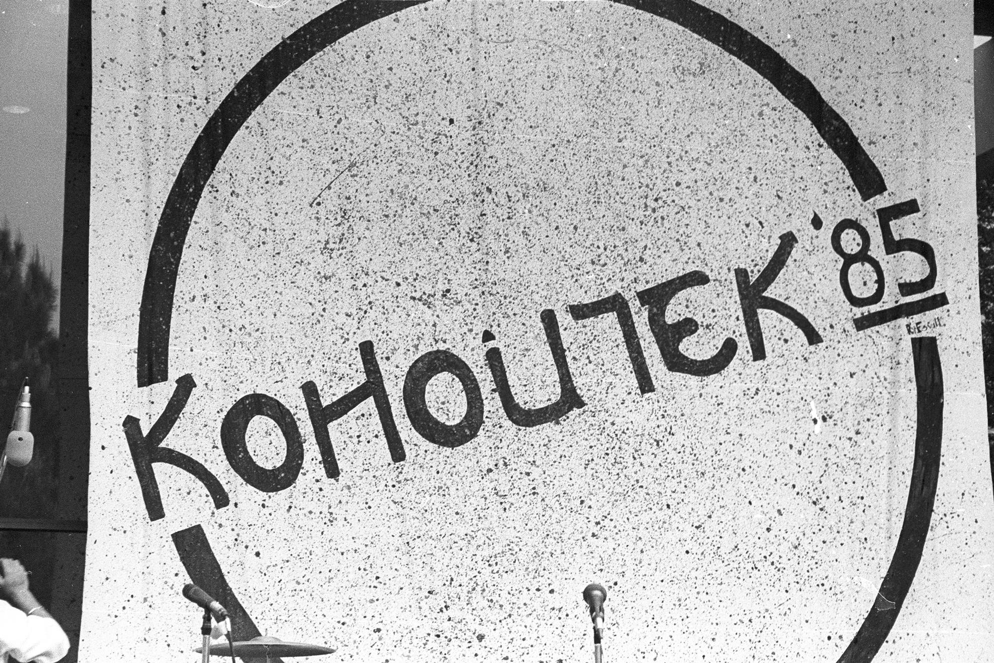 1985 - Kohoutek sign