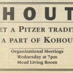 1990 - Kohoutek meeting announcement