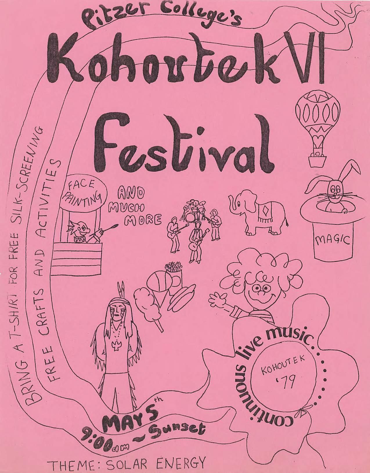1979 - Kohoutek poster