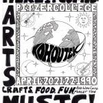 1990 - Alternate Kohoutek poster