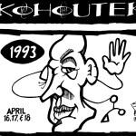 kohoutek 1993 tshirt