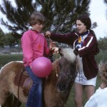 Kohoutek 1975 - Pony rides for the younger set.