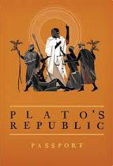 Book Cover - Plato's Republic