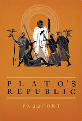 Book Cover - Plato's Republic