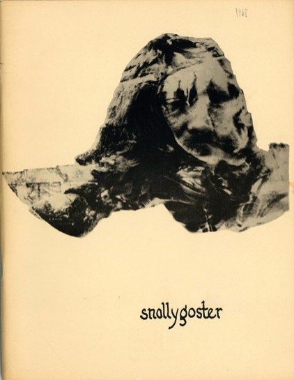 Cover of Snollygoster, Vol. 3, No. 1, 1968