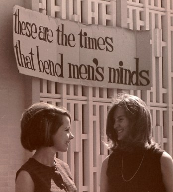 """""""These are the Times that Bend Men's Minds,"""" 1968"""
