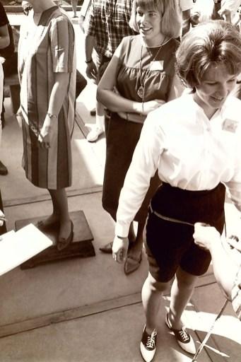 Hip Measurement, 1964