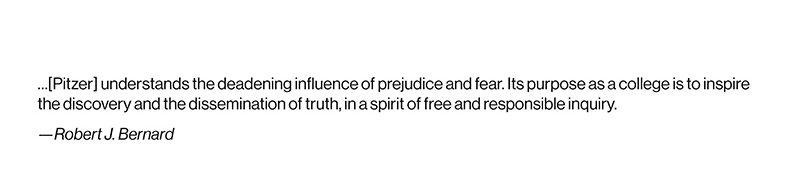 Robert J. Bernard quote