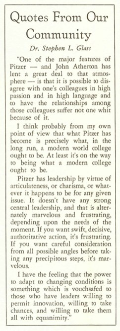 The Participant: July, 1970, Vol. 4, No. 3, page 3