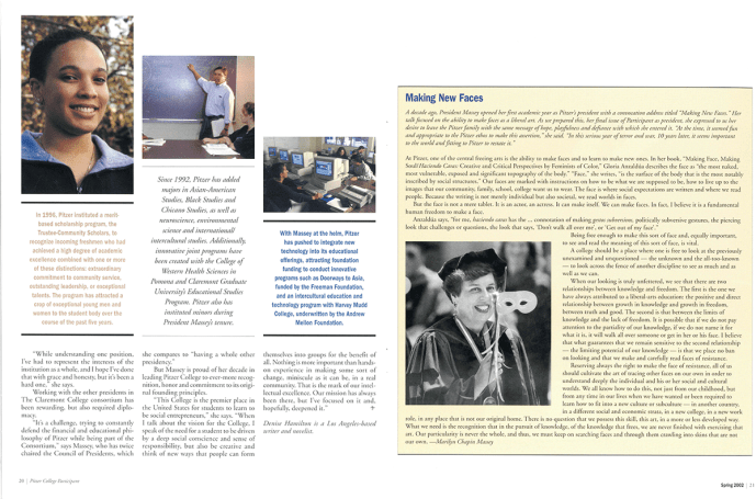 The Participant: Spring 2002, pages 20-21