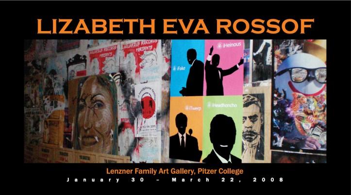 Lizabeth Rossof Postcard