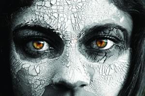 Metamorphosis (2011); Digital prints on poster board; 24×36 inches
