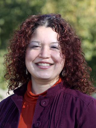 Sandra Vasquez, Assistant Vice President & Dean of Students