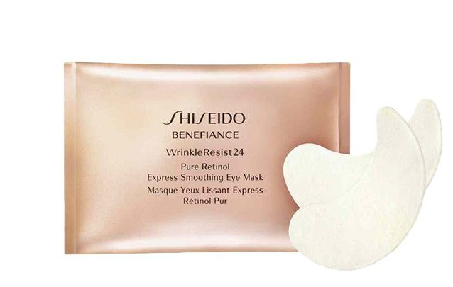 Shiseido Express Smoothing Eye Mask