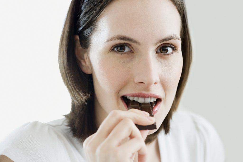 sindrome premestruale - cioccolato
