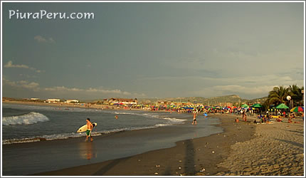 Actividades econmicas de Piura Peru  Playas  lugares turisticos  entretenimiento