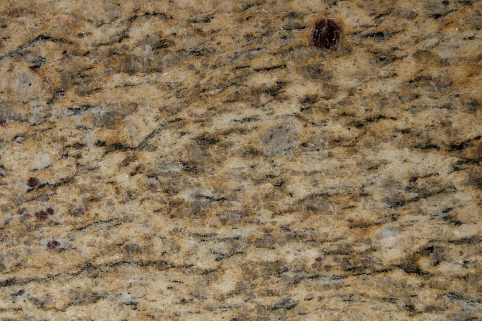 Santa Cecilia Gold Granite  Pius Kitchen  Bath