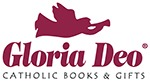 Gloria Deo Logo Lineart Top Red