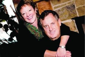 Tom and Rhonda Peed distinguished stewards