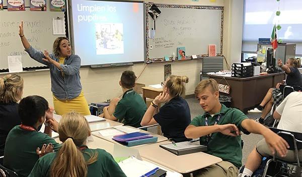 spanish teacher gracie martinez